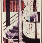 Tassel House Triptych #1
