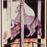 Tassel House Triptych #2