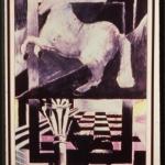 Tassel House Triptych #3